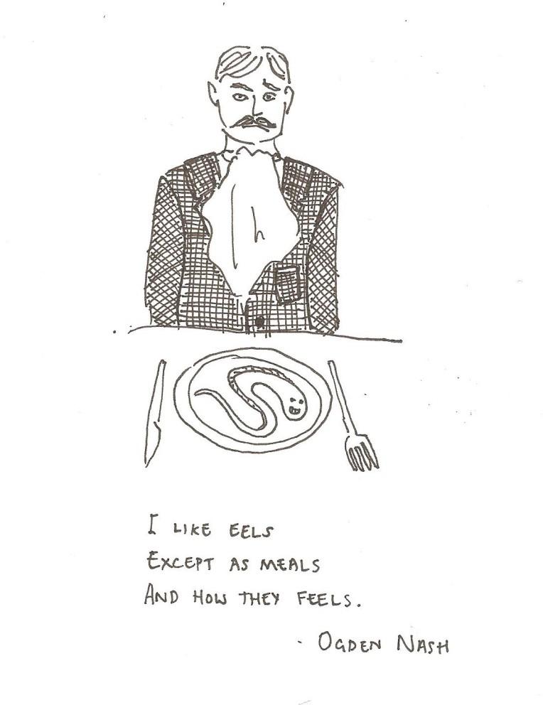 Nash eels
